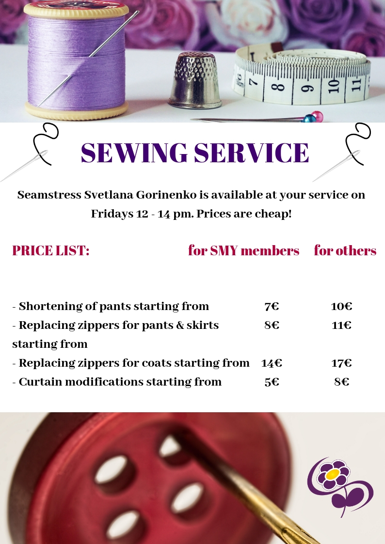 Sewing Service