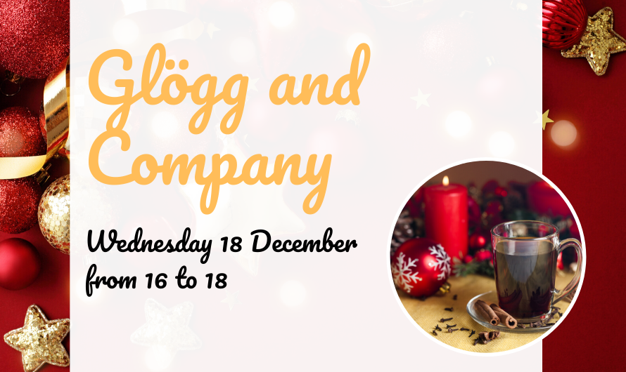 Glögg and Company 18th December 16-18