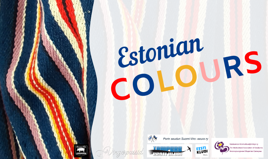 """Estonian colours"" – Tickets sale starts on 24th October."