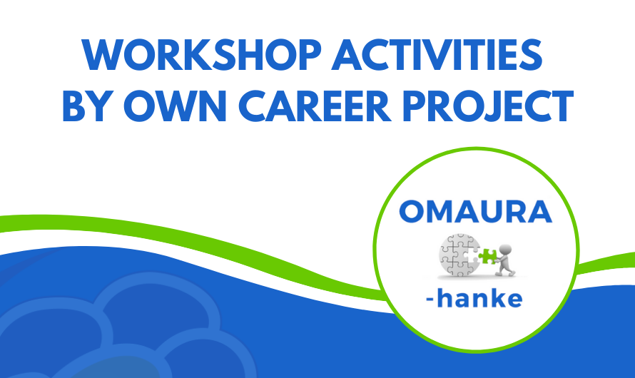 Workshop activities by OWN CAREER -project