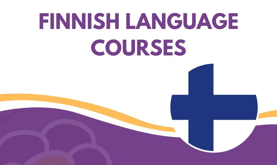 Finnish language courses